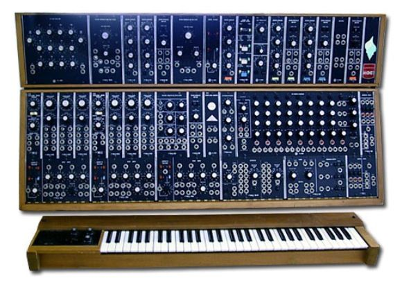 1960s moog 55 modular synthezier vintage synthesizers in 2019 moog synthesizer audio sound. Black Bedroom Furniture Sets. Home Design Ideas