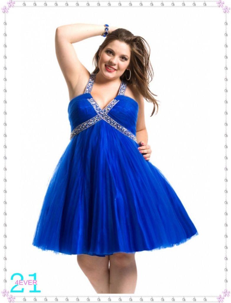 Junior Plus Prom Dresses