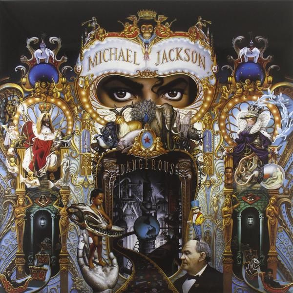 DANGEROUS = One Of The Best Albums Ever!