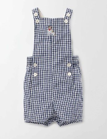 0a9ed41aca4f79 #Baby Check Dungarees Beacon Gingham Baby Boden, #Our smart and traditional  baby boy dungarees are just the thing for those extra-special occasions.