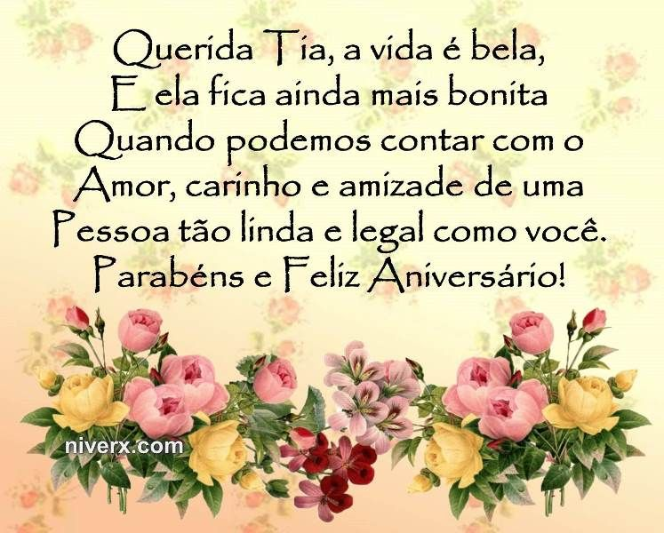 Pin De Aline Rodrigues Oliveira Em Frases Happy Birthday Birthday