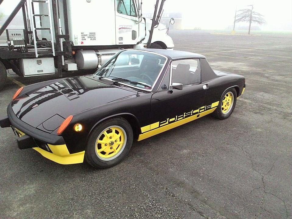 1974 Porsche 914 for sale near Portland, Oregon 97296