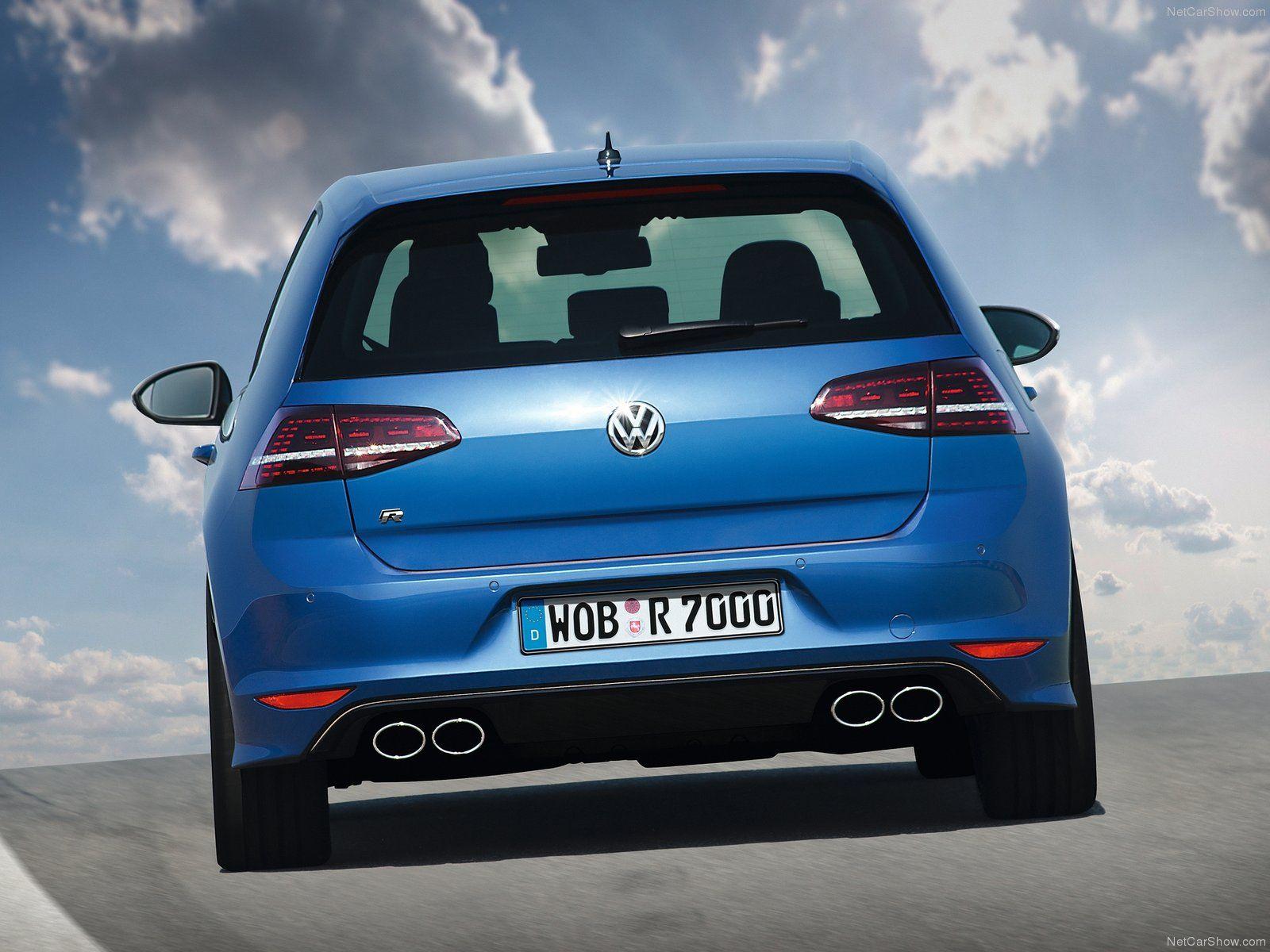 Volkswagen Golf R 2014 Volkswagen Volkswagen Golf Volkswagen