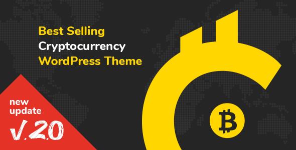 cryptocurrency wordpress theme free download