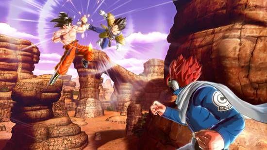 Dragon Ball Xenoverse Ps3 Ps4 X360 Xb1 Dragon Ball Dragon Ball Z Super Saiyan