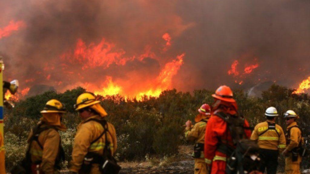 California fire destroys 80 buildings closes highways Followme #CooliPhone6Case on Twitter Facebook Google Instagram LinkedIn Blogger Youtube