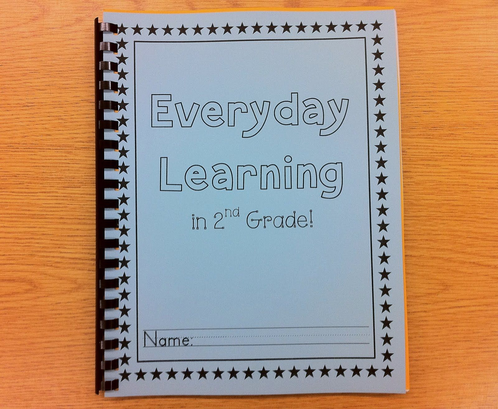 Everyday Learning Free Download Journal Weather Graph