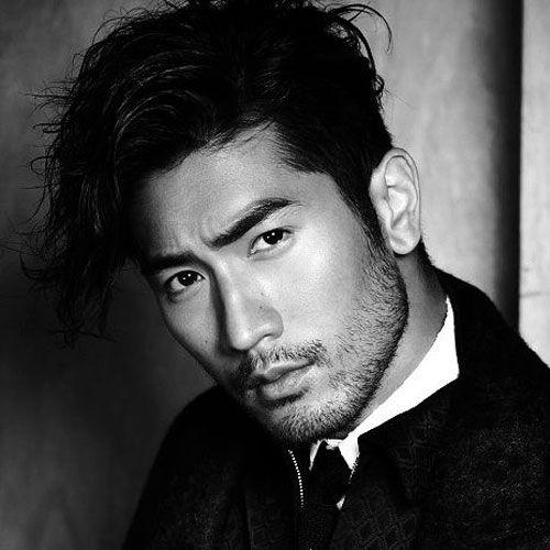 Asian Men Facial Hair