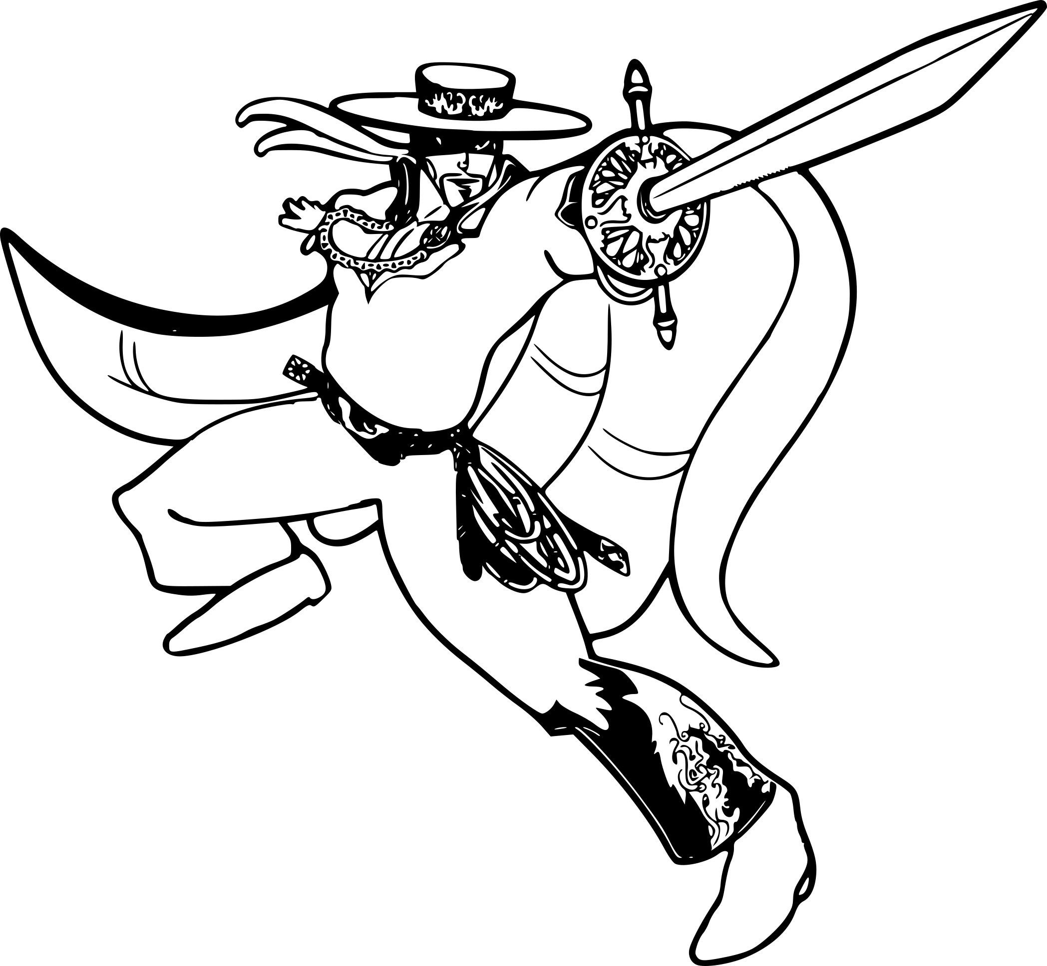 Dessin Coloriage Zorro 86 Pour Votre Pages A Colorier Pour Des Idees D Adultes With Coloriage Zor Coloring Pages Animated Cartoon Characters Christian Coloring