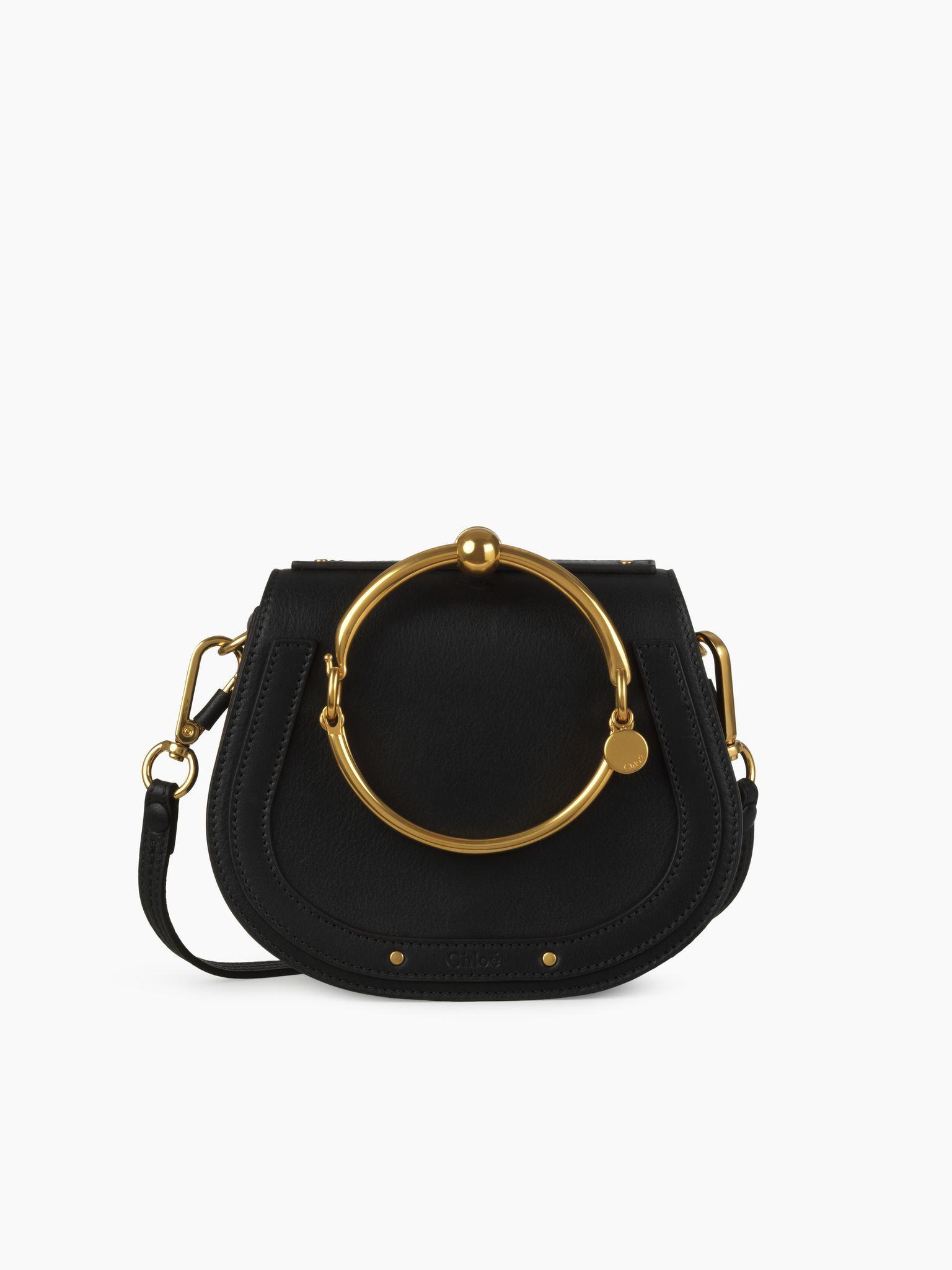 8e8cfc4093622 Chloé Small Nile Bracelet Bag, Women's Bags   Chloé Official Website    3S1301HEU