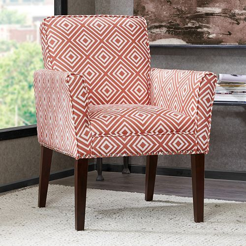 Madison Park Payton Tyler Arm Chair Chair Big Comfy