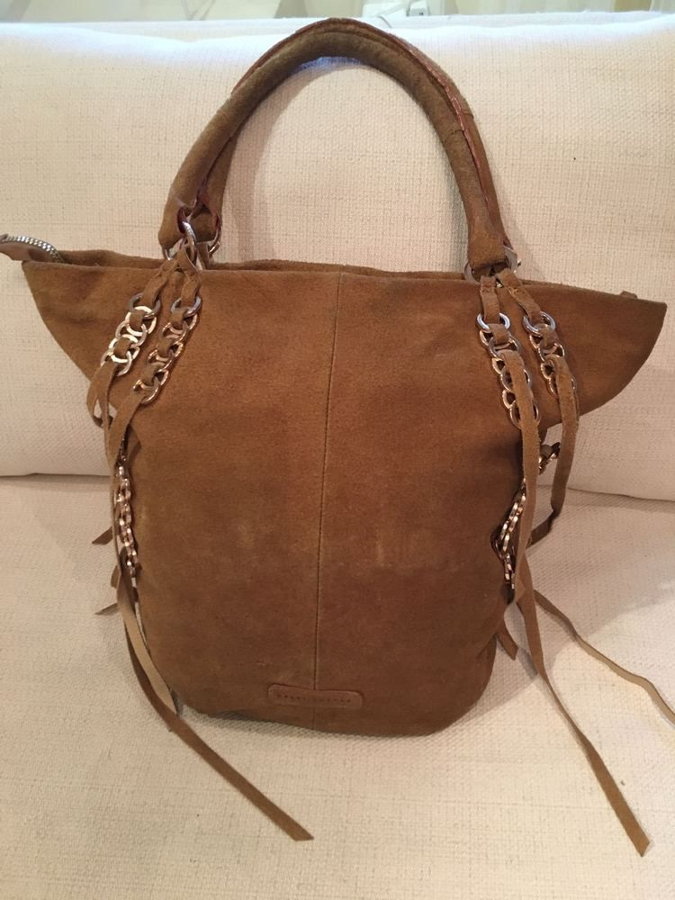 kelsi dagger suede handbag  fashion  clothing  shoes  accessories   womensbagshandbags (ebay ecf188d2edd48