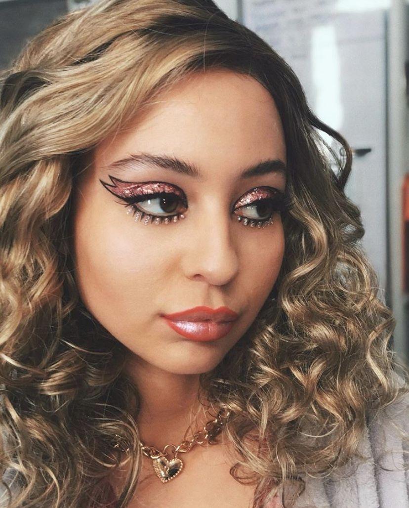 maddyperez euphoriahbo Makeup looks, Artistry makeup