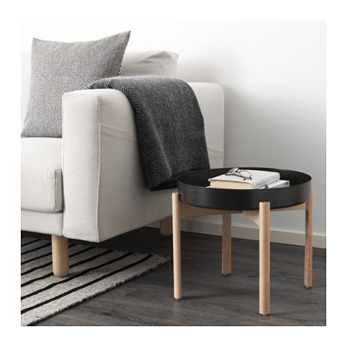Table Basse Ypperlig Gris Fonce Bouleau Furniture Ikea Table Basse Grise Et Mobilier De Salon
