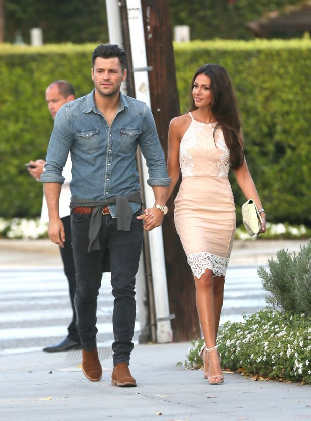196f3779ae michelle keegan and mark wright 2015 - Google Search