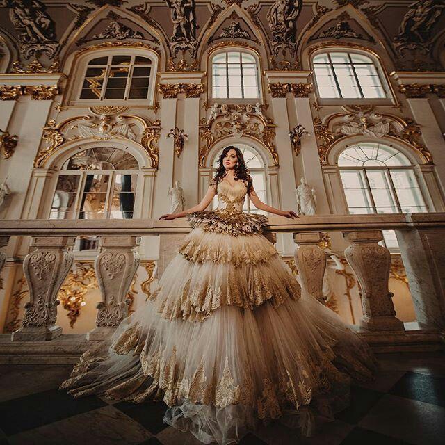 Olga Malyarova   ~Ƥɽίɳcεss Ƥαℓαcε~   Prom dresses, Oscar ...