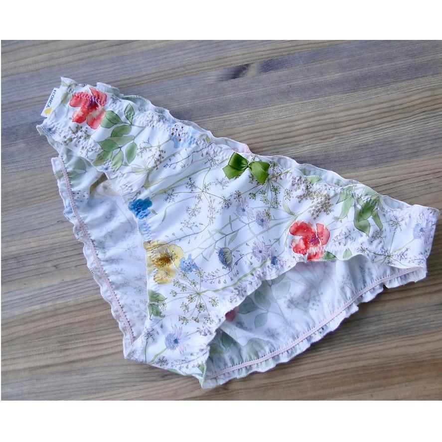 b466e2361f10 Floral bridal panties - Sale! Up to 75% OFF! Shop at Stylizio for women's  and men's designer handbags, luxury sunglasses, watches, jewelry, purses,  wallets, ...