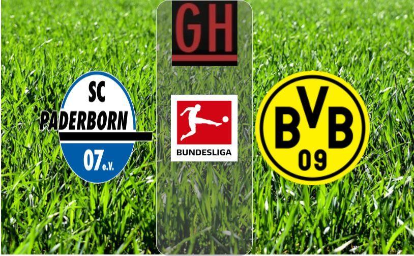 Paderborn 1 6 Borussia Dortmund Bundesliga Footballgh Video Highlights In 2020 Borussia Dortmund Dortmund Soccer Highlights