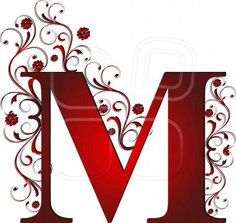 095c4ac792c84 capital letter M red