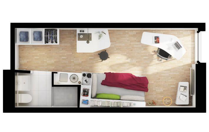 Studentenwohnheim Graz   Moderne Zimmer Mieten   MILESTONE