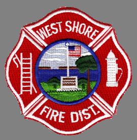 West Shore Fire District, West Haven, CT. Patches, Fire