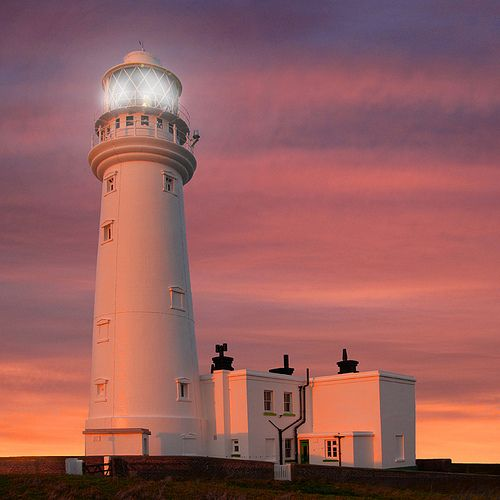 Flamborough Head Lighthouse.....