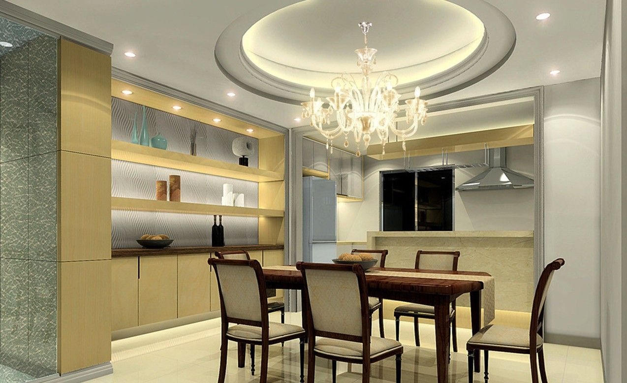 Marvelous Ceiling Ideas For Dining Room Part - 2: Pop Ceiling Design For Dining Room - In Regards To Designing The Dining Room  Truth Be Told, There Is Not Actually Much To Con