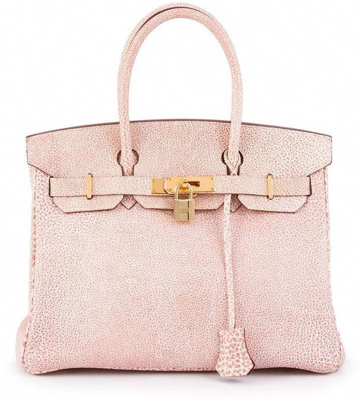 2d59f01c2d7 Dreaming of Hermès Vintage  Birkin 30 Dalmatie  Handtasche ❤  Luxe   Hermeshandbags