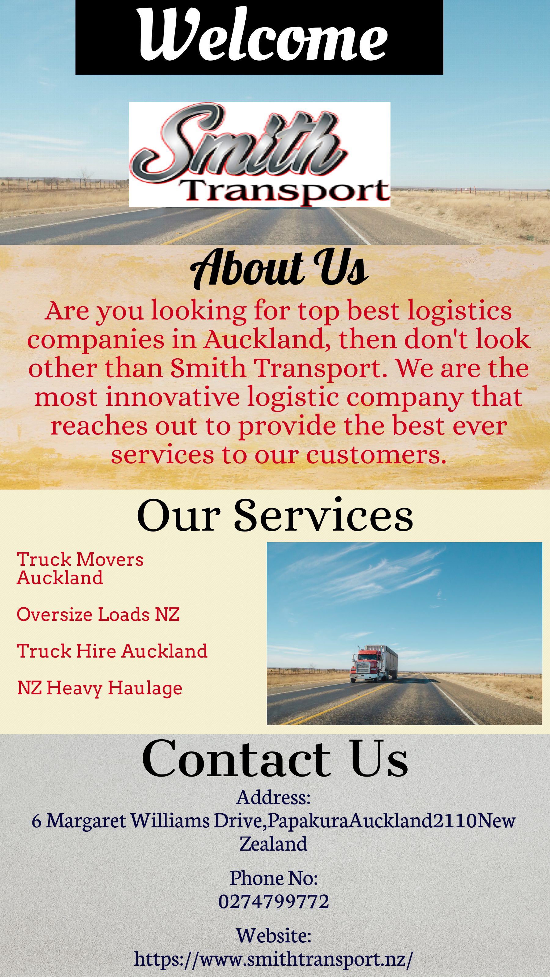 Flat Deck Truck & Trailer Hire in Auckland & NZ (With