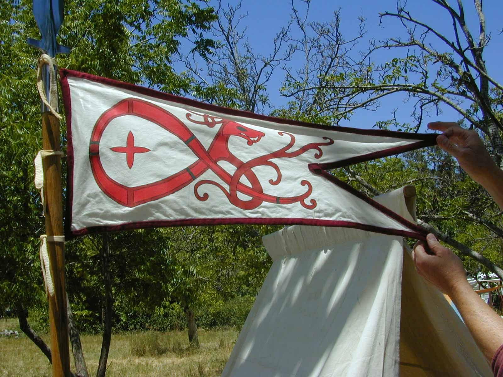 viking banner - Google Search   sca banner   Pinterest   Vikings ...