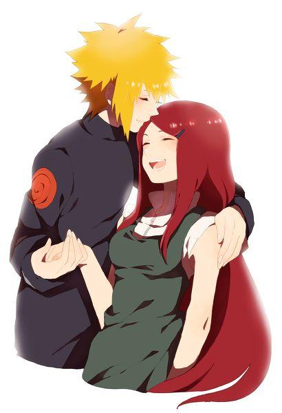 Minato And Kushina Tumblr 44 Notes Tags Naruto Minato