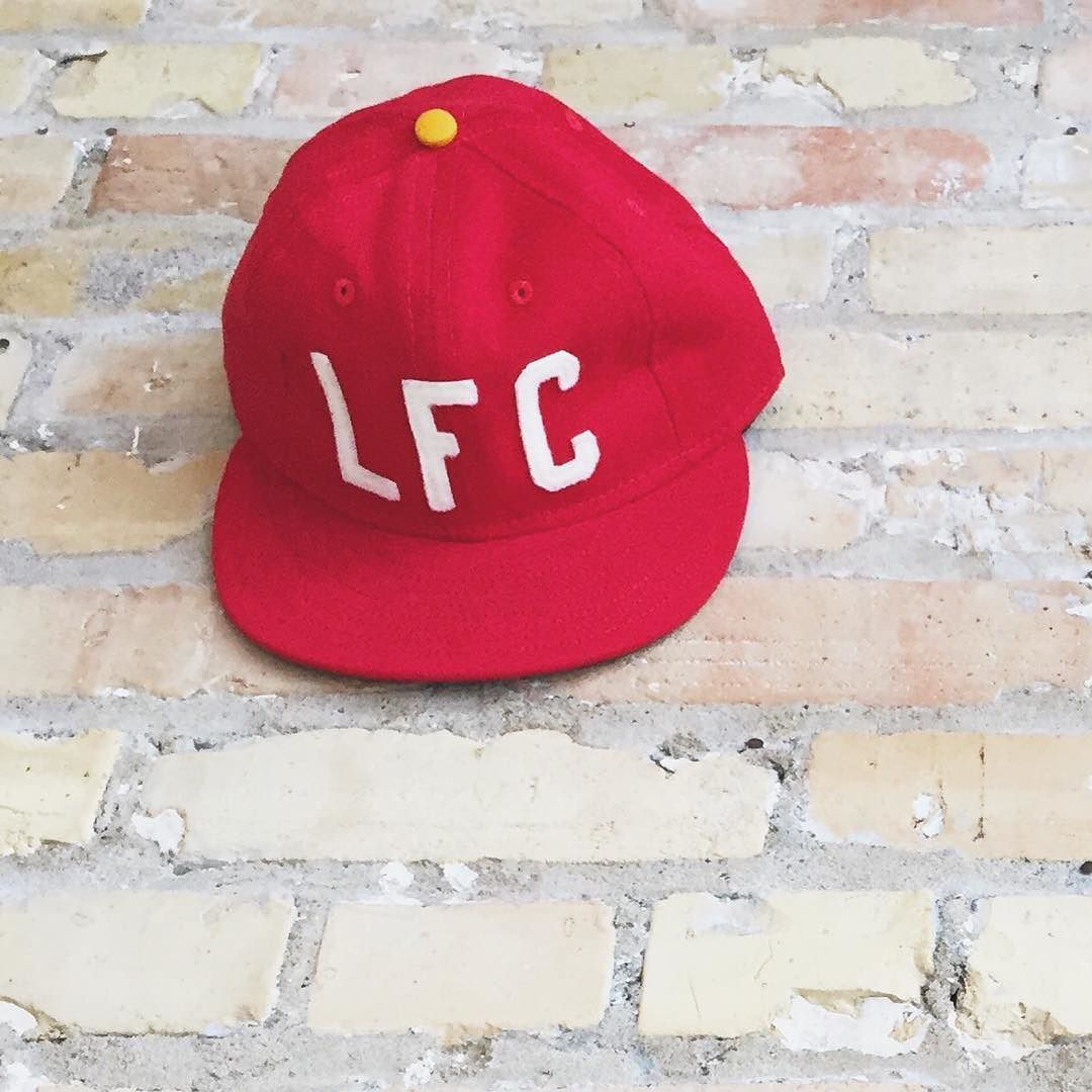 "50e4e9b2777 Talisman   Co. 🚩 Fútbol Goods on Instagram  ""The Liverbird Cap ❤ Pre-order  now"