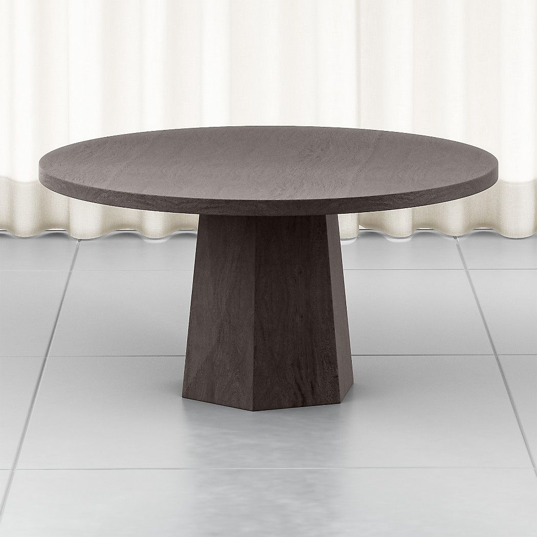 Kesling 60 Round Wood Dining Table Reviews Crate And Barrel Round Wood Dining Table Wood Dining Table Dining Table [ 1050 x 1050 Pixel ]