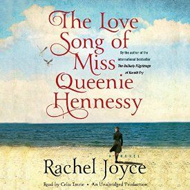"Another must-listen from my #AudibleApp: ""The Love Song of Miss Queenie Hennessy: A Novel"" by Rachel Joyce, narrated by Celia Imrie."