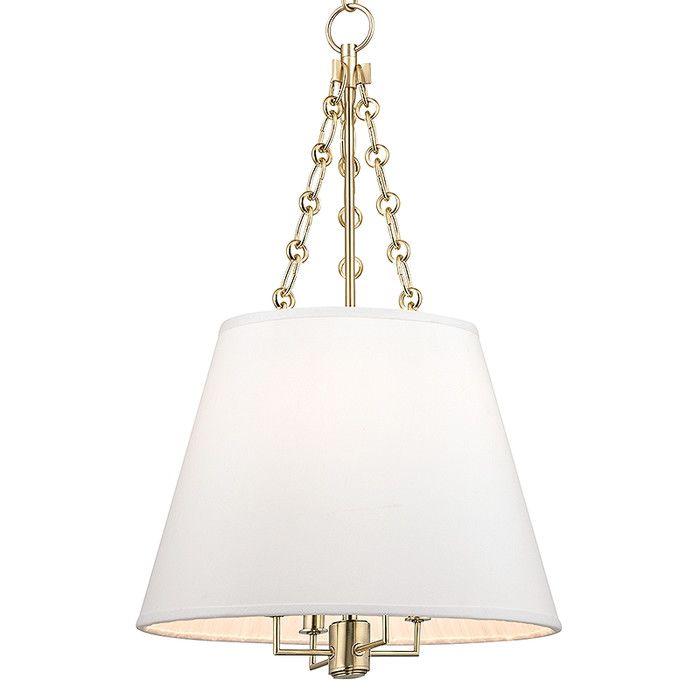 Hudson Valley Lighting Burdett 4 Light Pendant Reviews