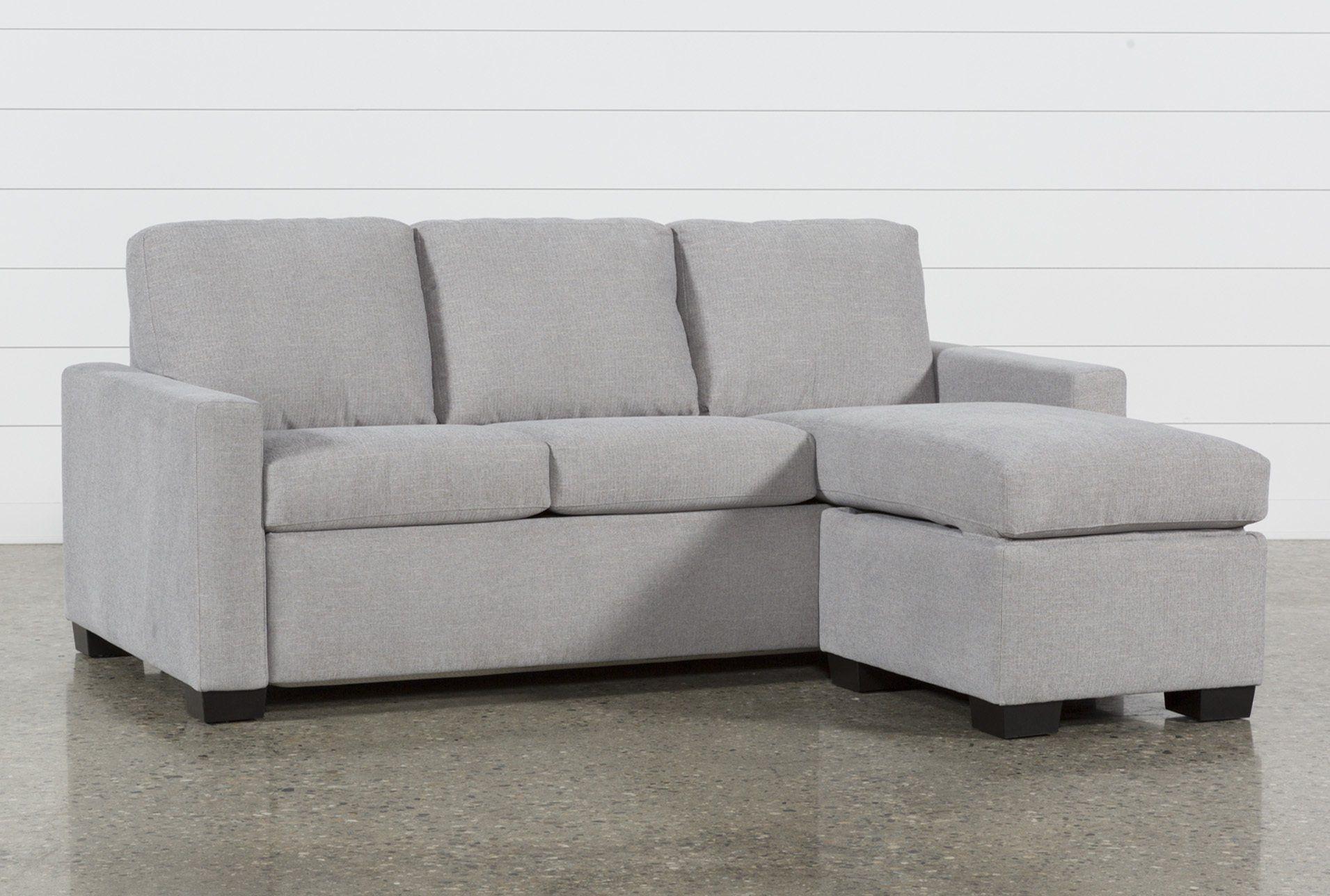 Sofa Sleeper With Storage Chaise