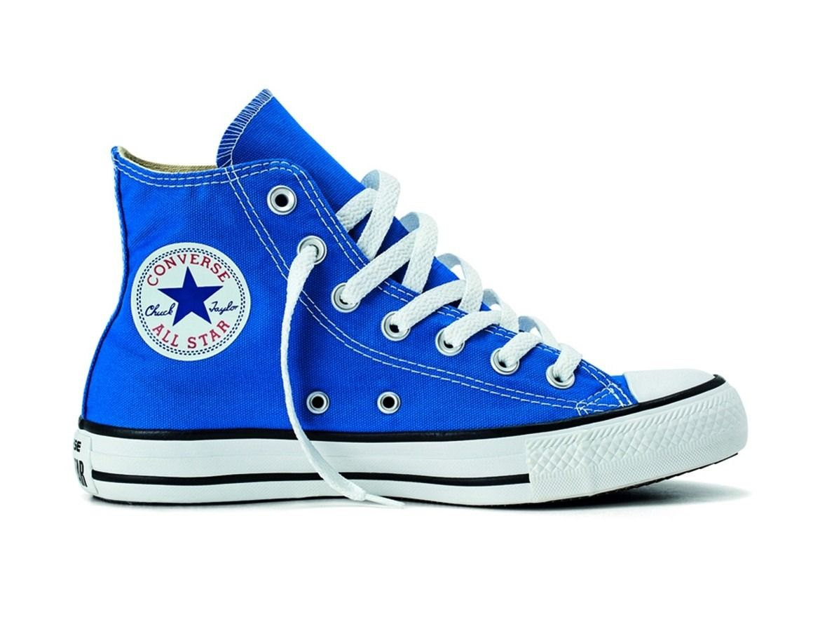 tenis converse all star azul