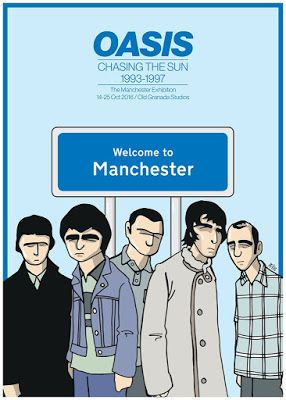 New Oasis Artwork By Pete Mckee On Sale Now From The Official Store Stopcryingyourheartout Com Latest Oasis Liam Pete Mckee Oasis Music Music Artists Indie