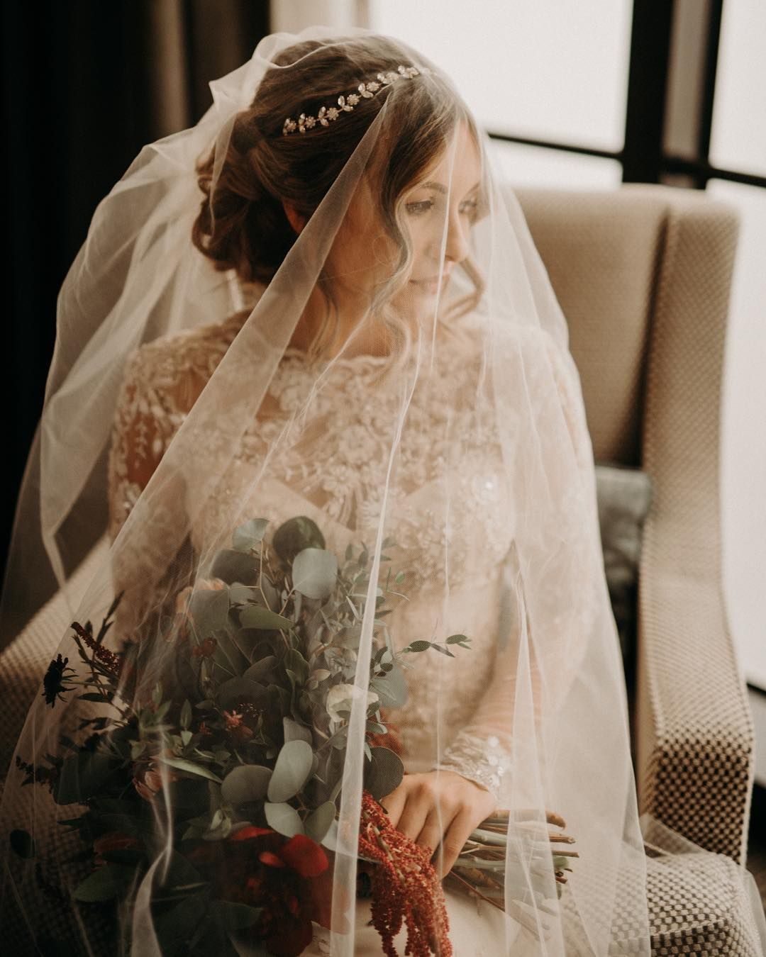G Presets On Instagram What A Beautiful Portrait Of This Bride By Alor Intimate Wedding Photographer Emotional Wedding Photography Moody Wedding Photography
