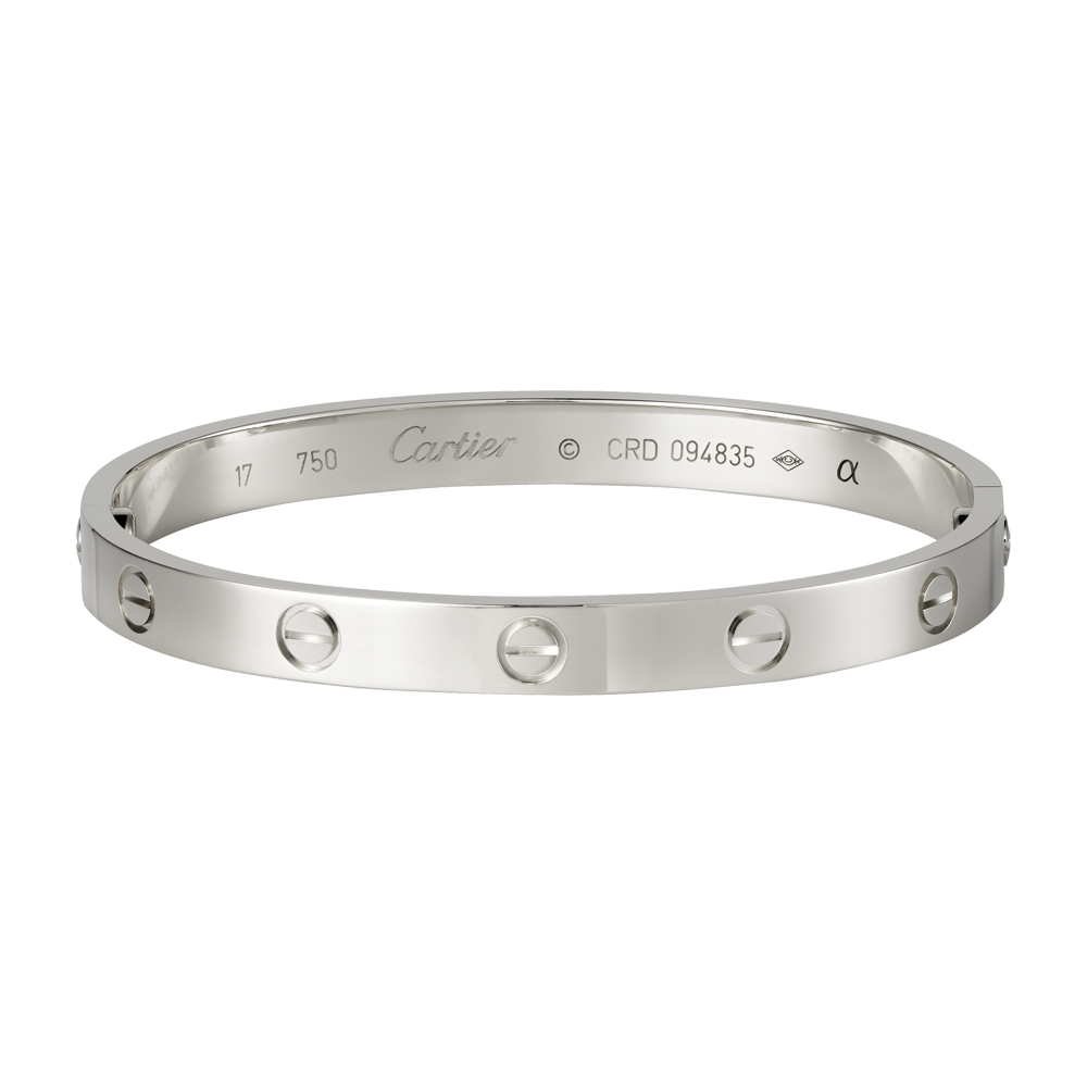 Cartier Love Bracelet Price Silver Images