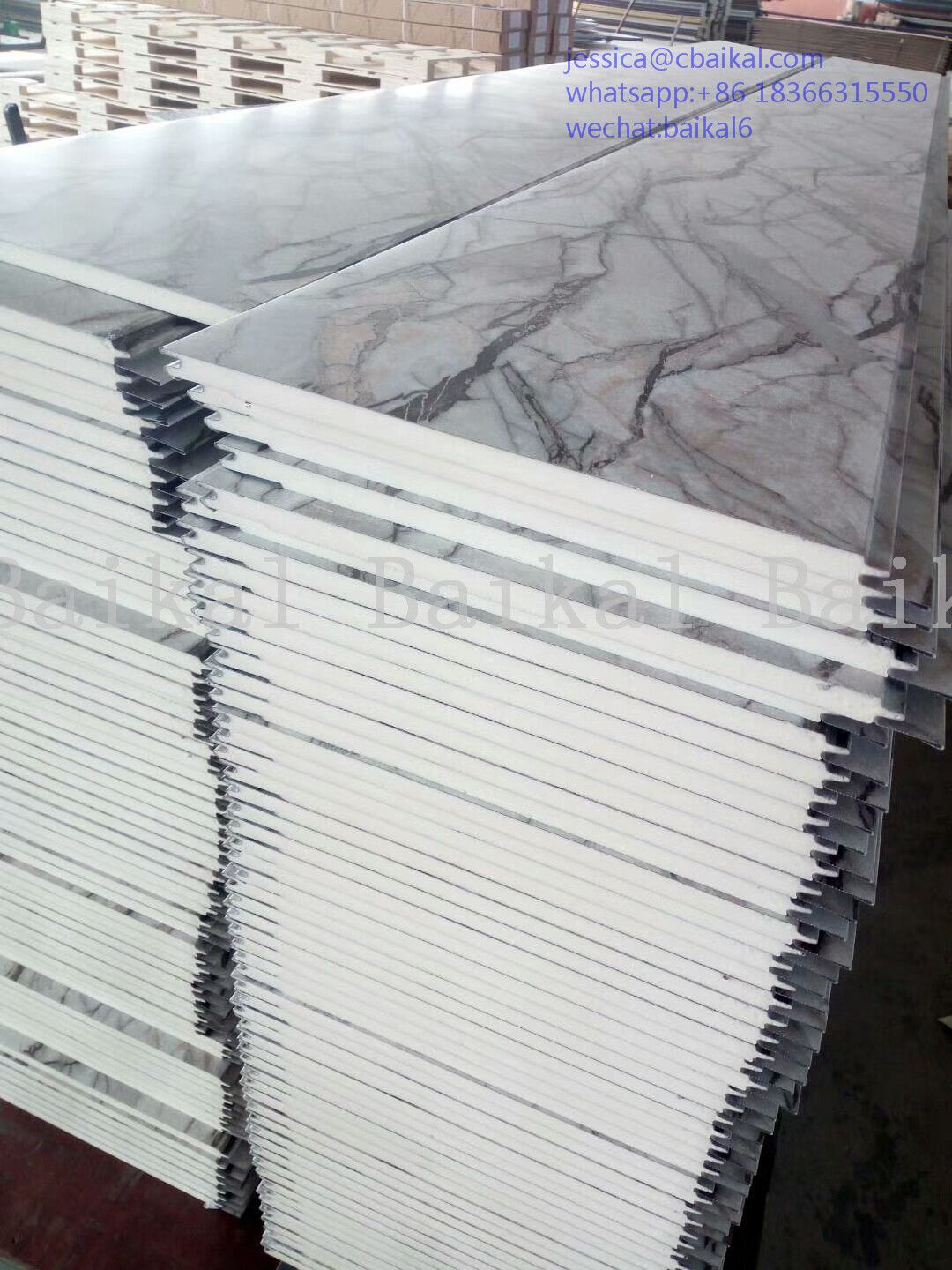 Faux Marble Pu Wall Panels Faux Marble Wall Paneling Zinc Coating