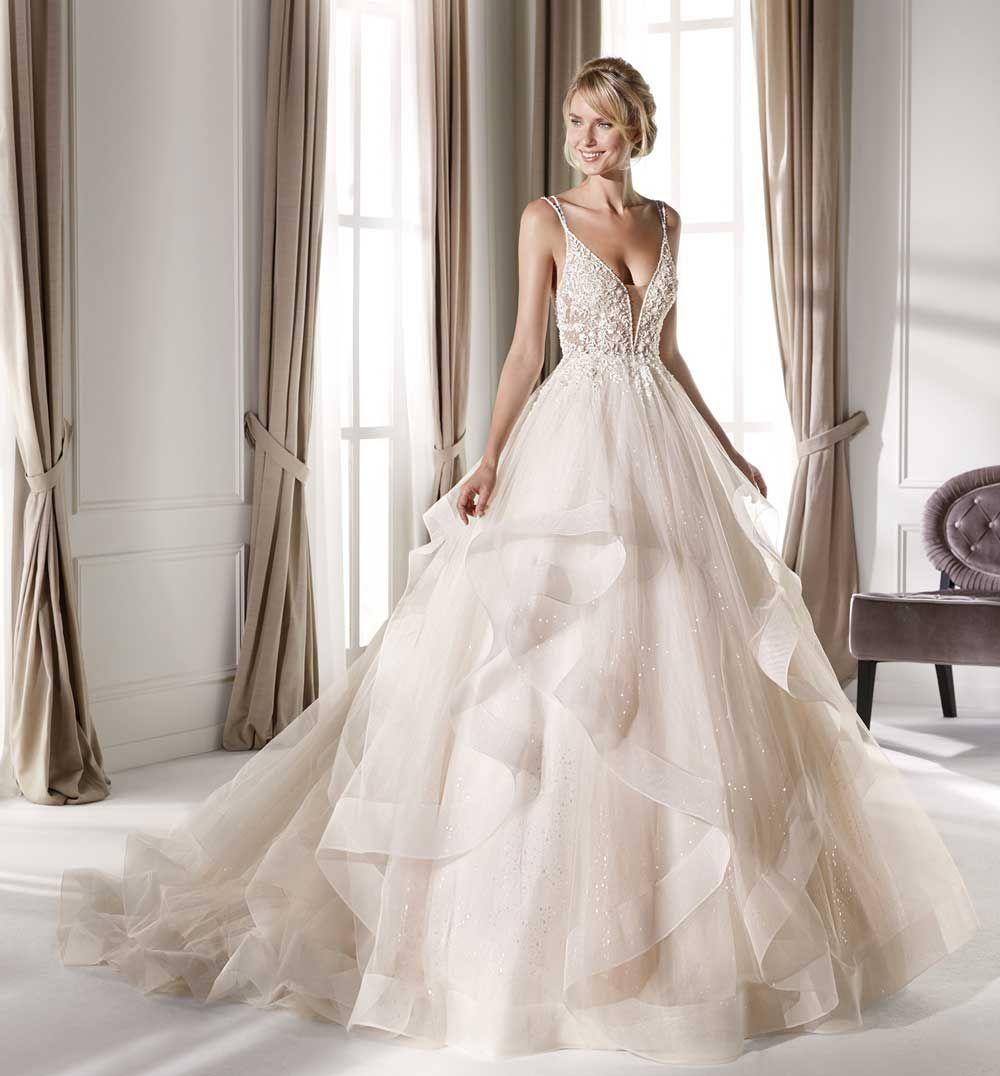 Abiti Da Sposa White One Prezzi.Nicole Spose 2020 Intera Collezione Abiti E Prezzi Amazing