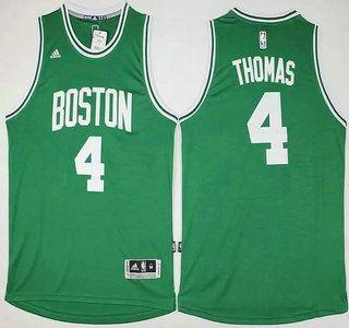 fce4bee3f40e ... clearance boston celtics jersey 4 isaiah thomas revolution 30 swingman 2015  christmas day green jerseys 618bc ...