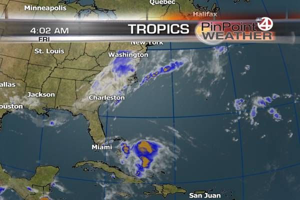 Tropical Storm Chantal Forms In Atlantic Wciv Tv Abc News 4 Charleston News Sports Weather Tropical Storm Tropical Storm