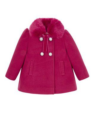 Baby girl coat sale uk