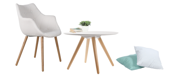 Chaise design oslo chaise eleven de zuiver mobilier for Mobilier style scandinave