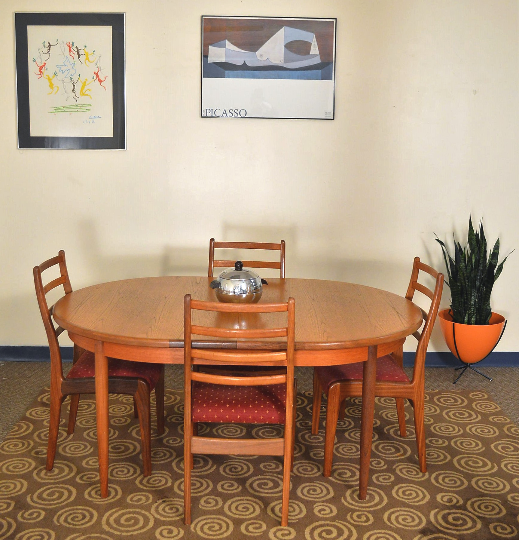 Mid Century Teak Dining Table By G Plan This Is A Stunning Mid
