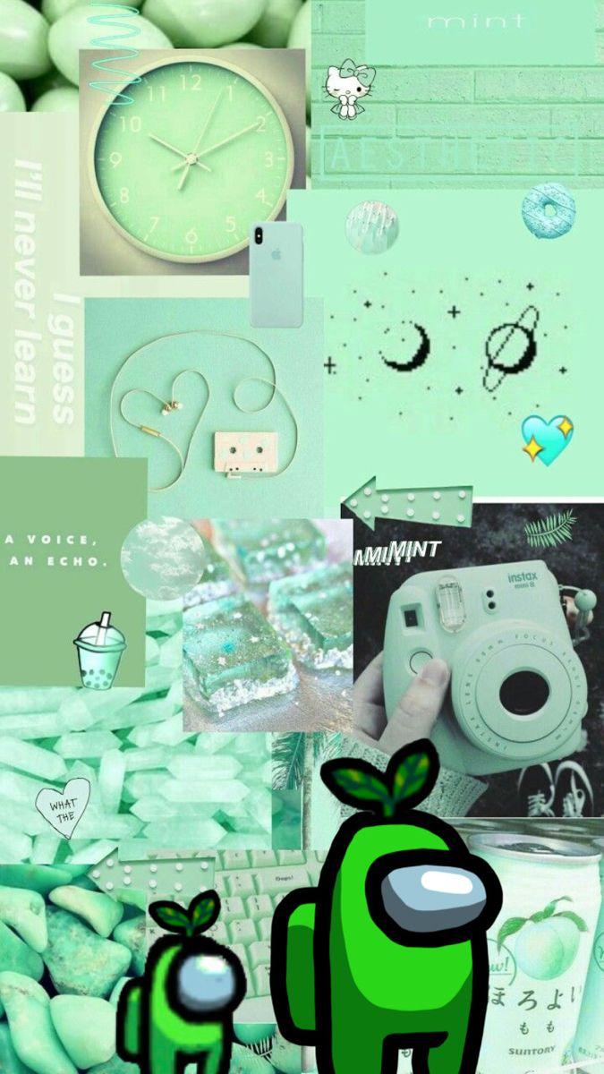 Among Us Wallpaper Iphone Cute Cartoon Wallpaper Iphone Aesthetic Desktop Wallpaper