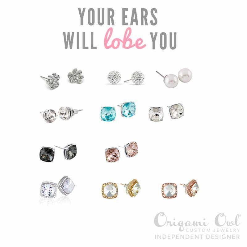 Origami Owl Earrings 2017 Origami Tutorial Lets Make It