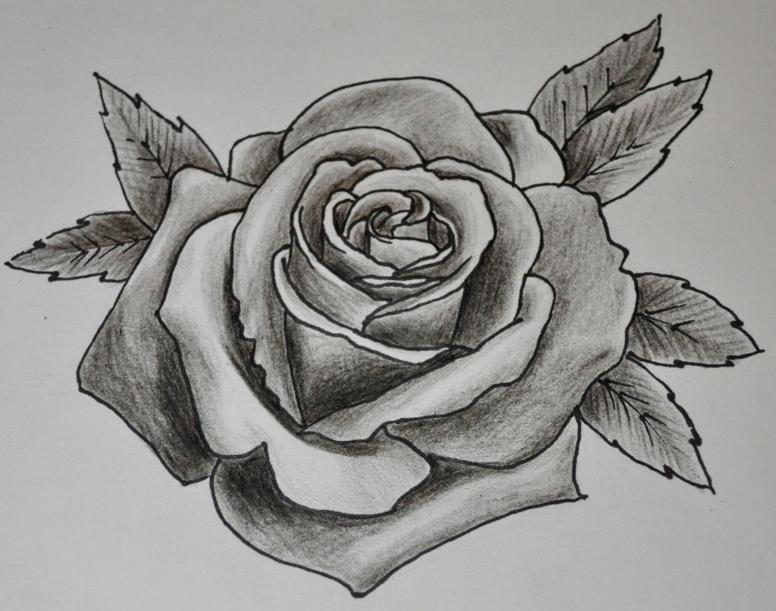 Black And Grey Rose Drawing Tattoo Drawing Rose Tattoo Pinterest Tattoo Drawings Grey Fusstattoos Glaser Gravieren